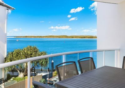 Superior 3 Bedroom Apartment, A view from balcony (Apartment 27)
